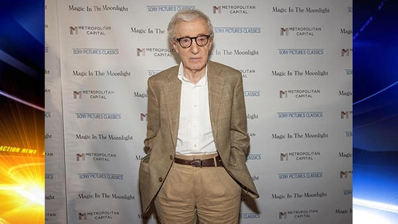 Amazon Studios is delivering Woody Allen as creator of his first-ever TV series.