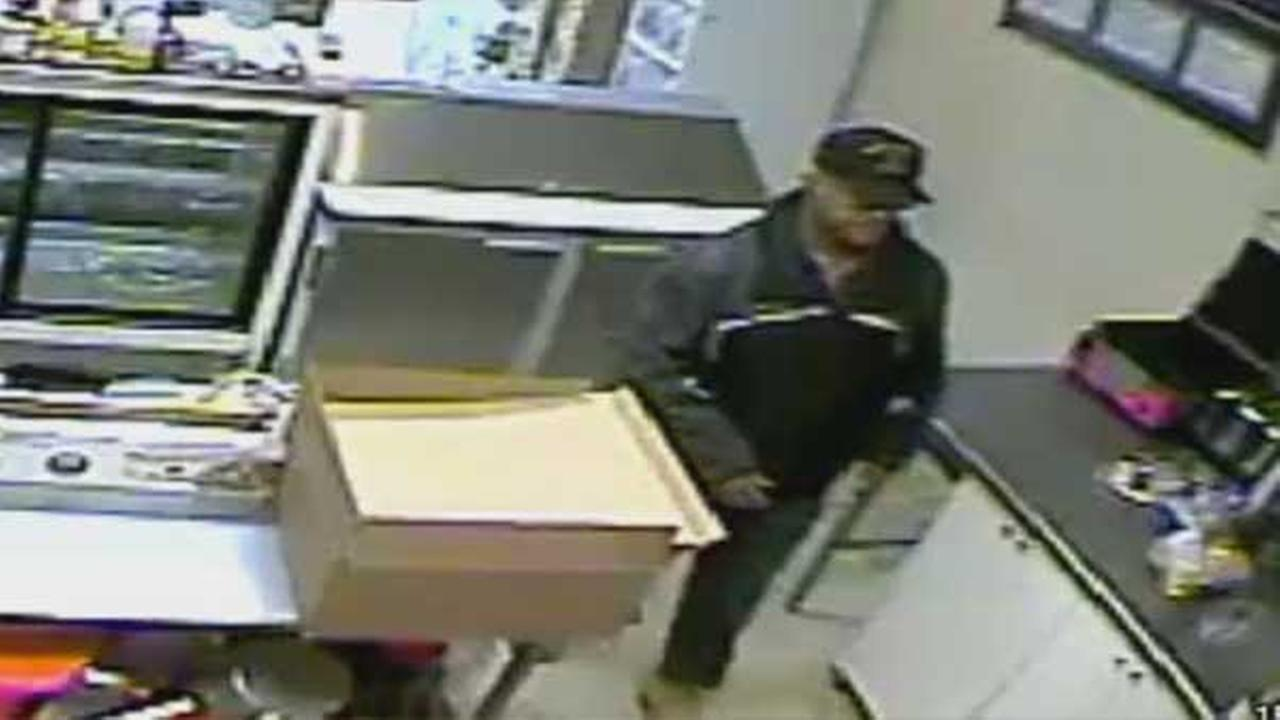 Philadelphia police are searching for a man who burglarized a food market in the citys Queen Village section.