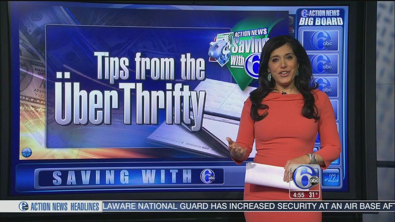 VIDEO: Saving with 6abc: Uber thrifty tips from Buzzfeed