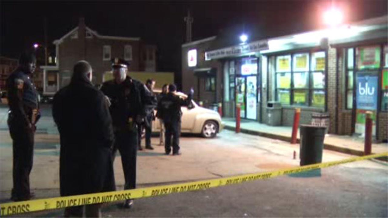 Man shot outside Wilmington gas station has died