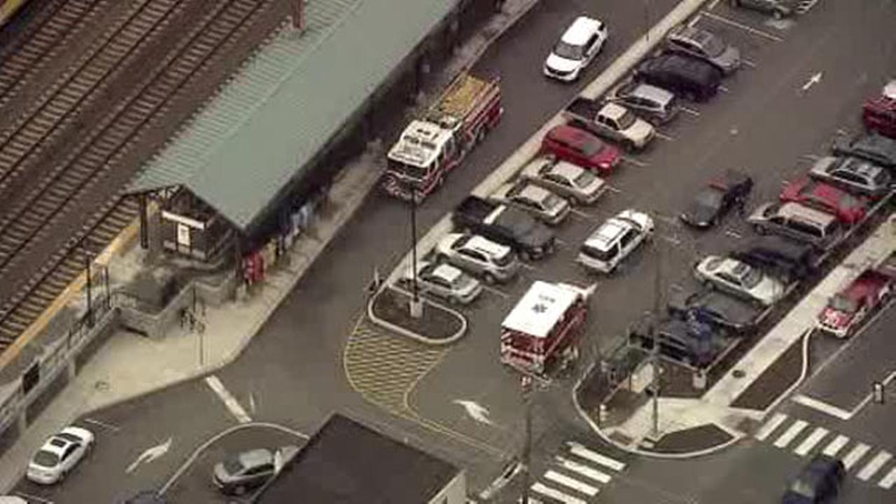 Man killed by train in Bucks County