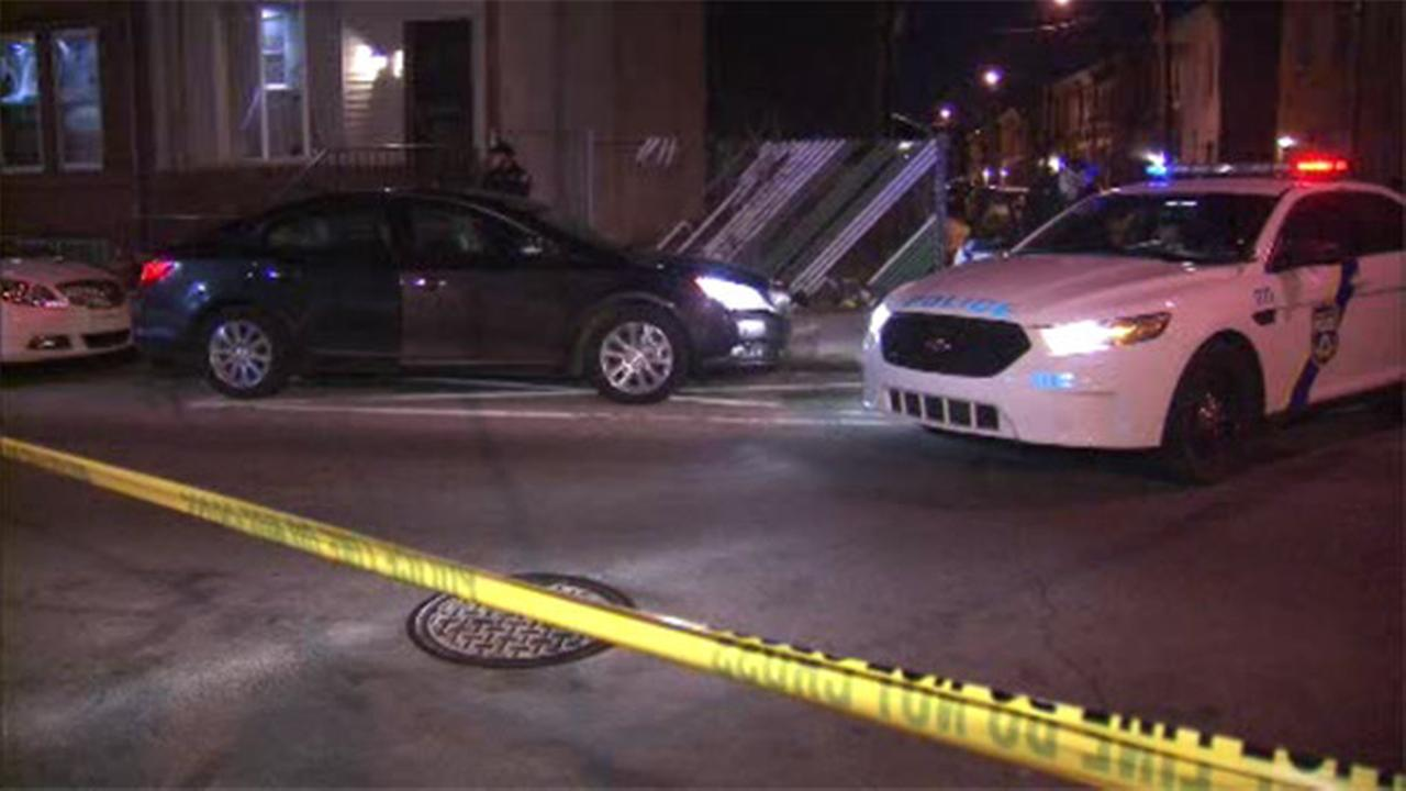 Shooting in Point Breeze