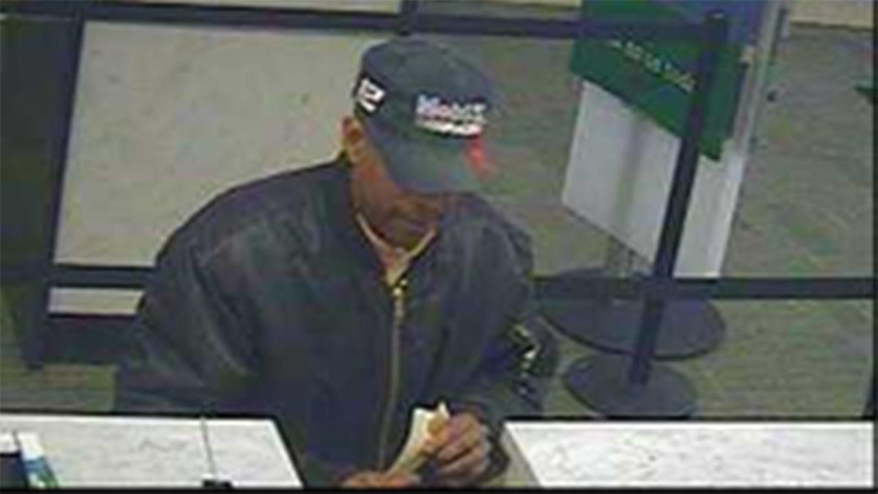 Suspect wanted in M&T Bank robbery in Wilmington
