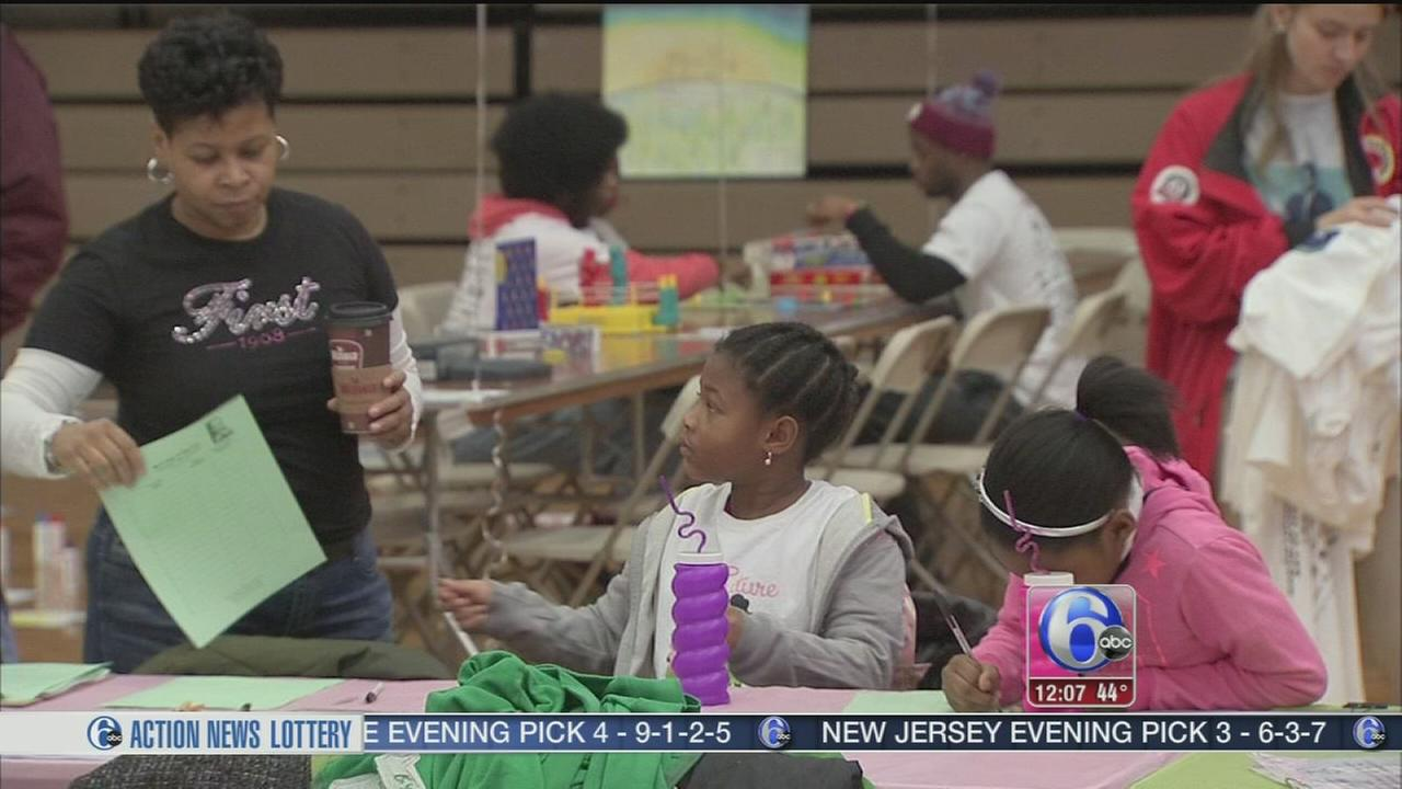 VIDEO: Thousands take part in day of service honoring MLK