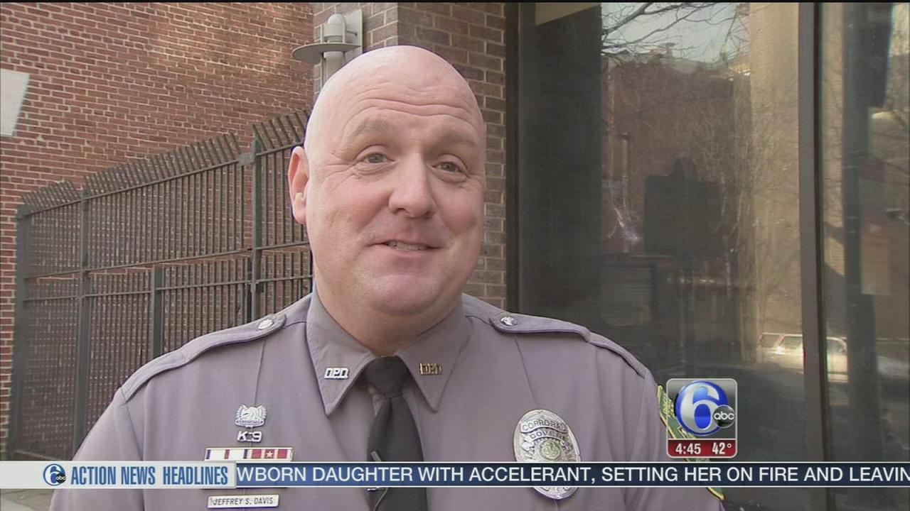 VIDEO: Delawares Shake if Off cop talks about viral video