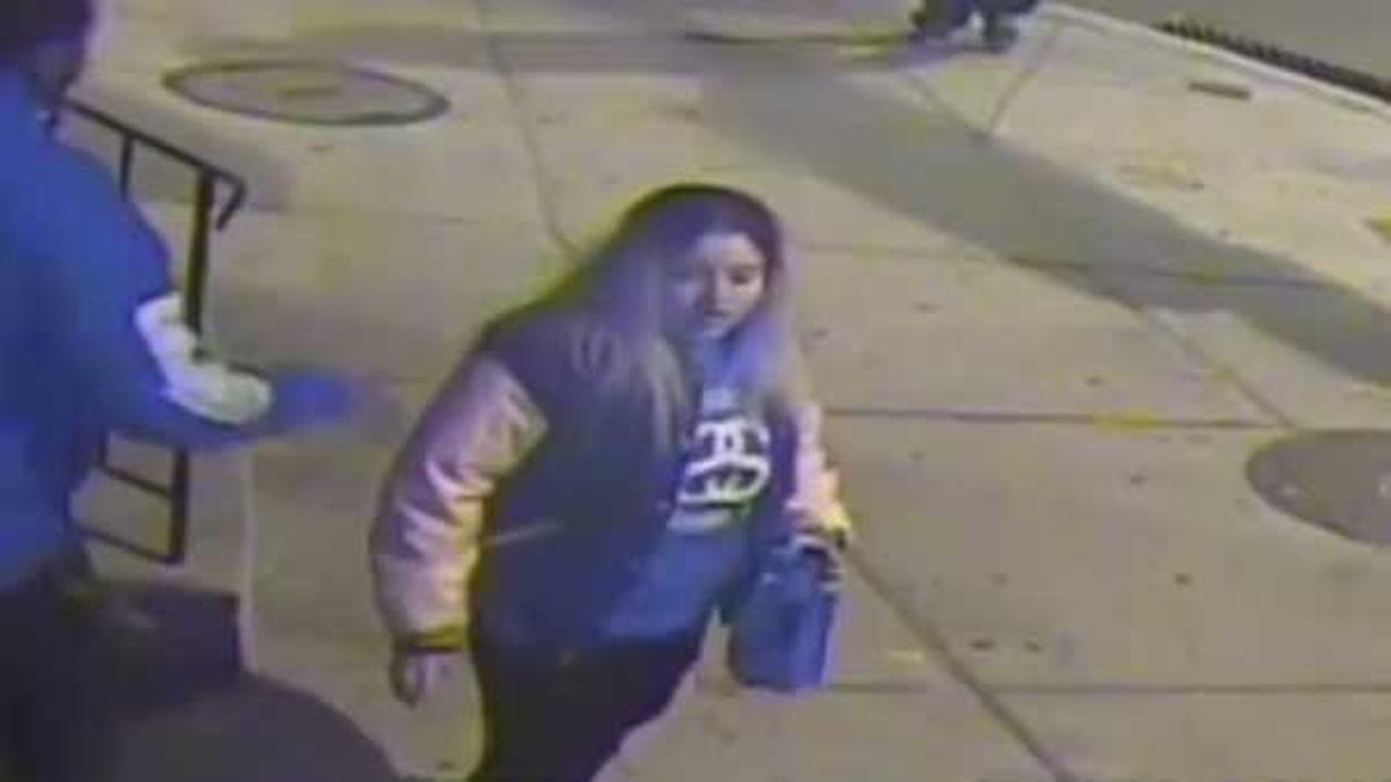 Philadelphia police are looking for a female person of interest who they say was involved in a shooting on Girard Avenue in the citys Fishtown section on January 3.