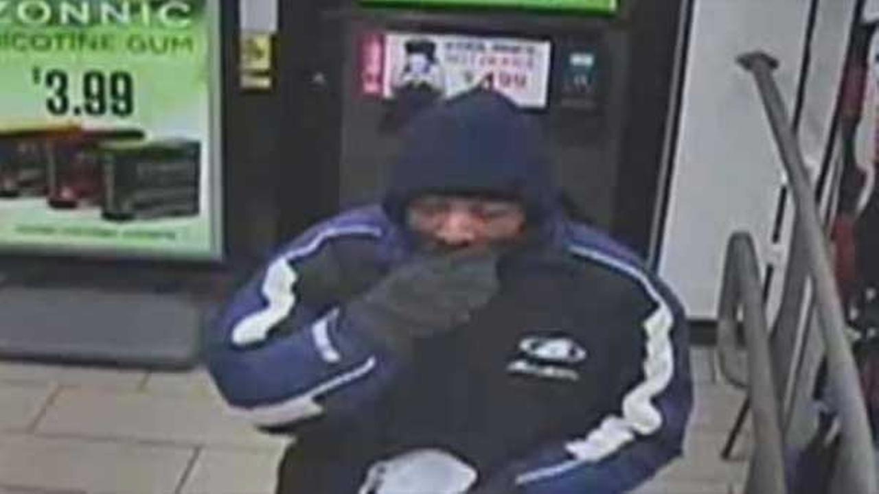 Philadelphia police are searching for an armed suspect who attempted to rob a 7-Eleven in Center City.