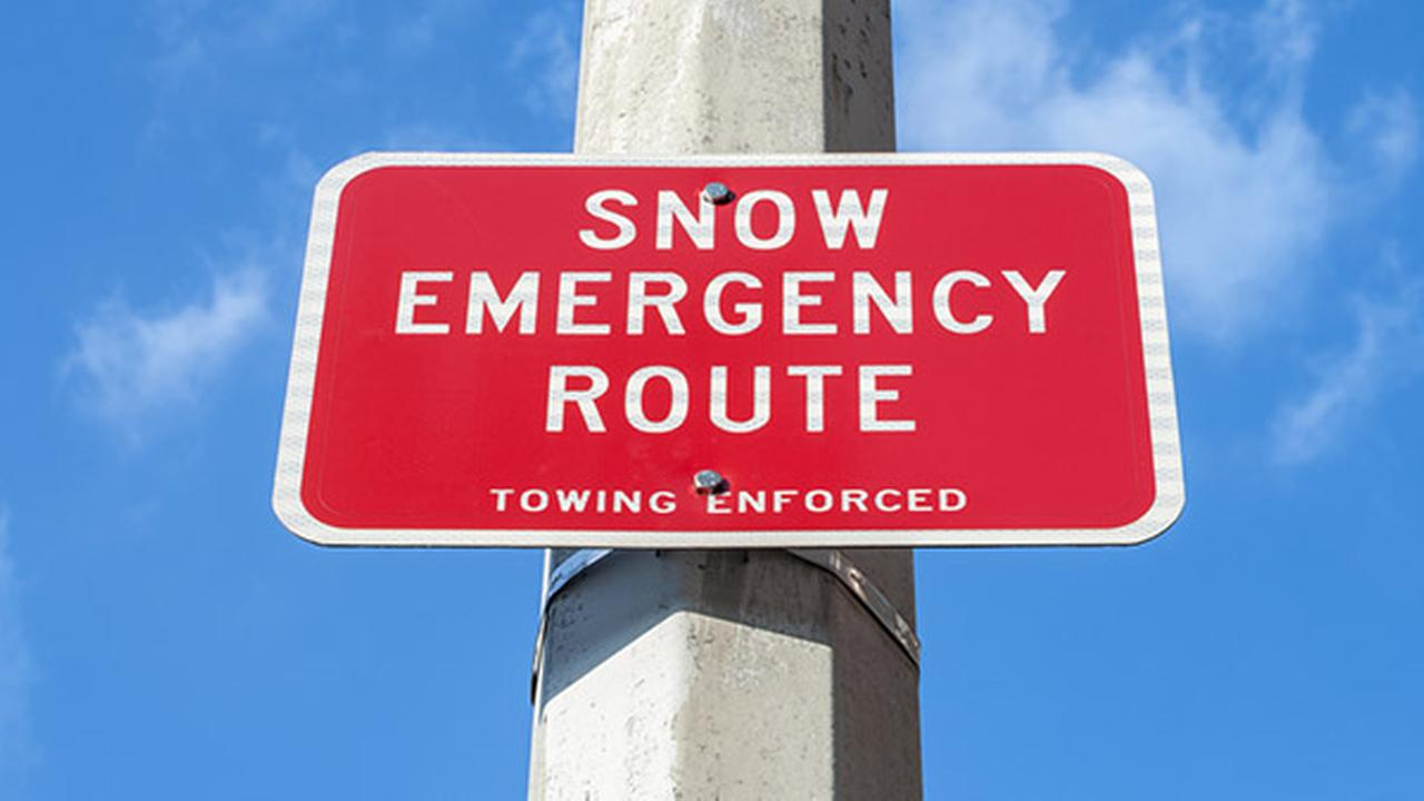 Snow Emergencies, Closings in Philadelphia Area