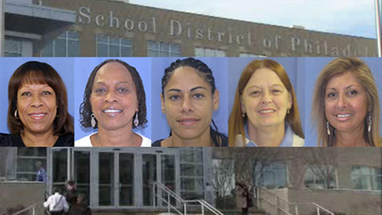 Suspects in Philadelphia School District cheating scandal