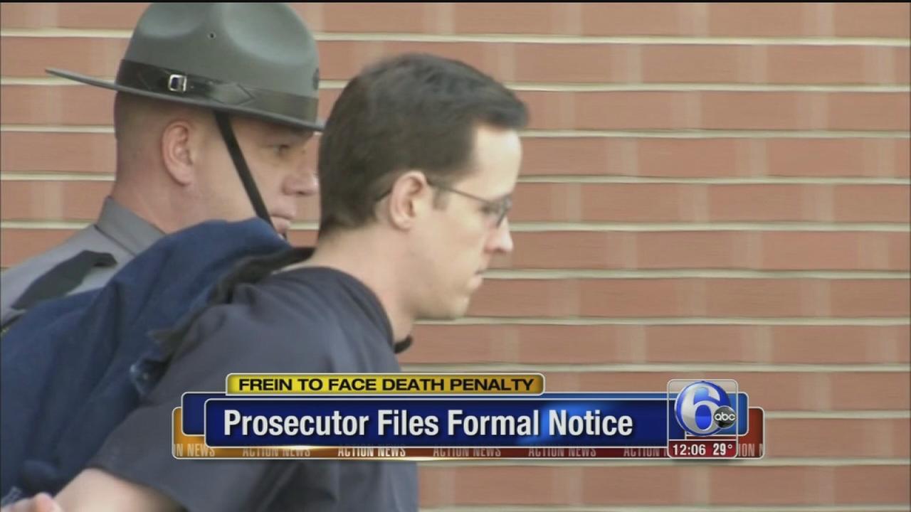 VIDEO: Frein case