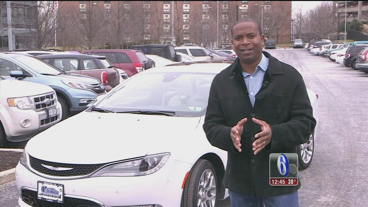 VIDEO: Self-parking cars a hot item at the Auto Show