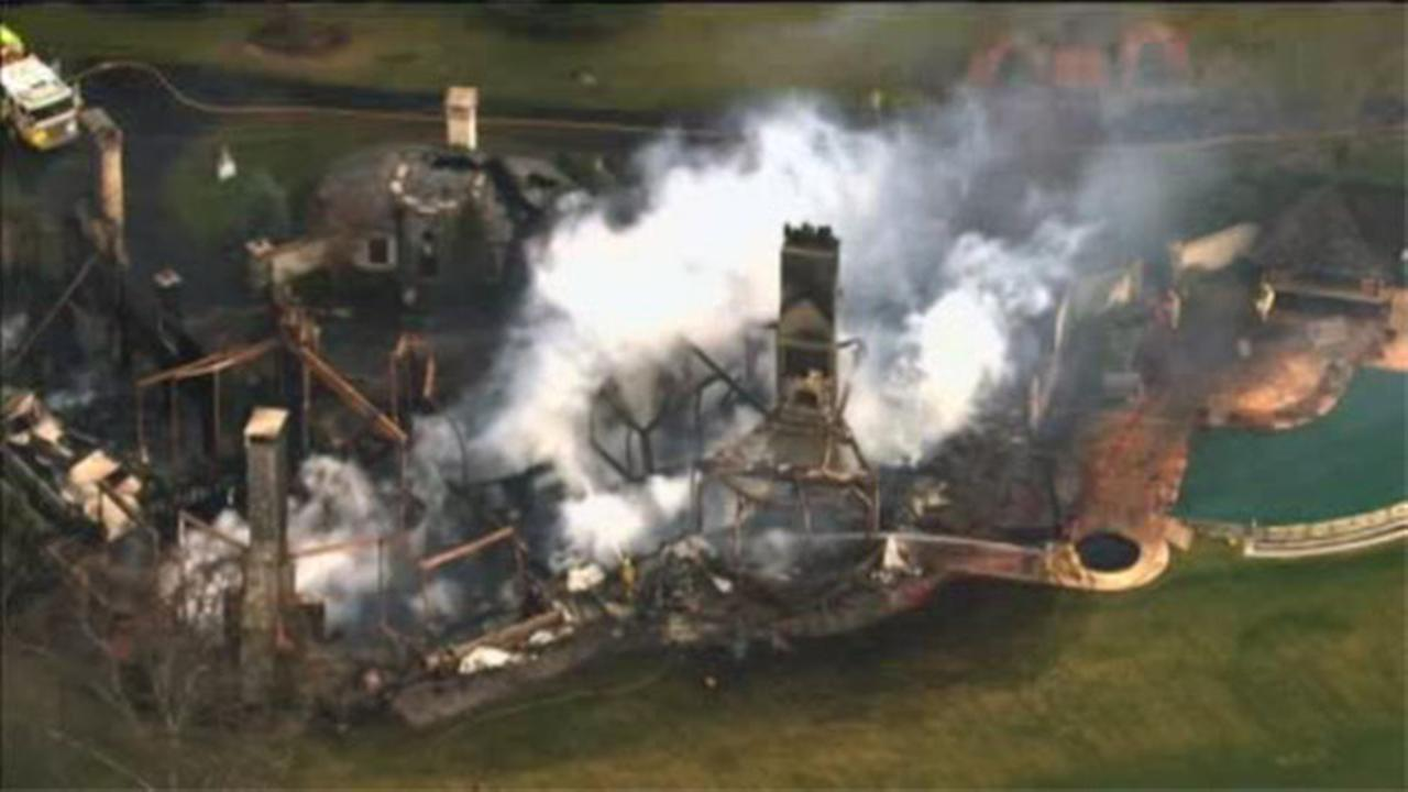 Electrical fire ignited Christmas tree in Md. mansion fire, killing 6