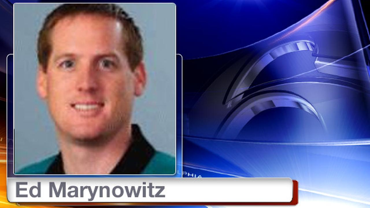 Ed Marynowitz named Eagles VP of player personnel