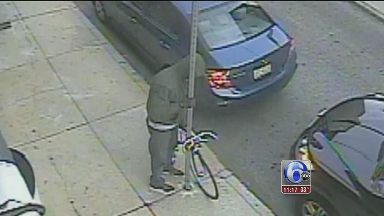 VIDEO: Bicycle theft hotspots: Where your bike is at risk