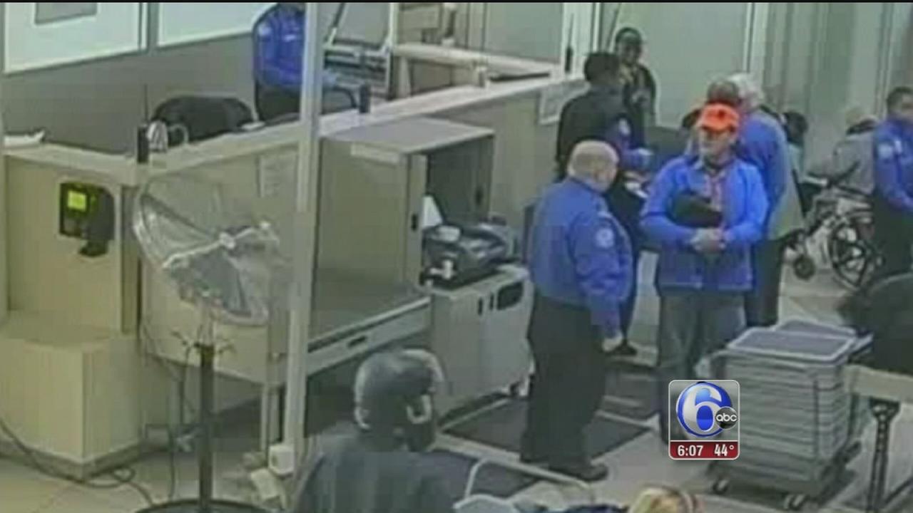 VIDEO: TSA lawsuit