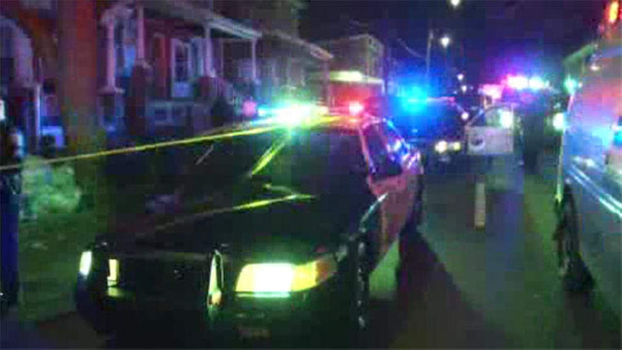 Woman found shot in Wilmington home