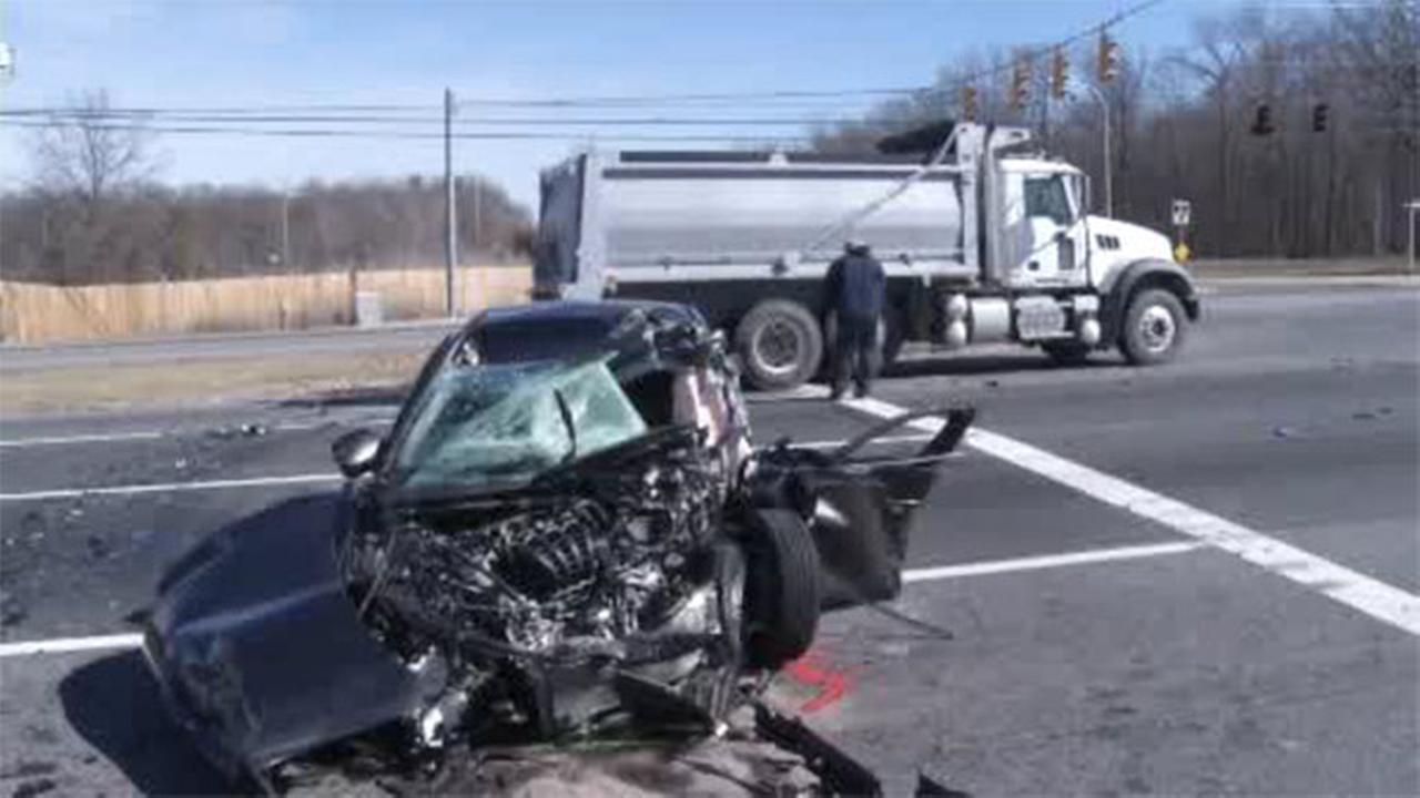 Fatal crash in Smyrna, Delaware