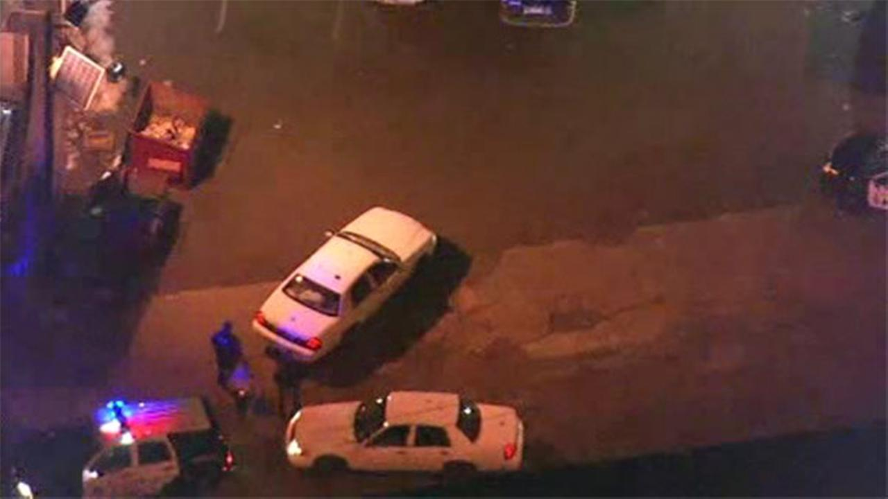Man shot in the face in Trenton