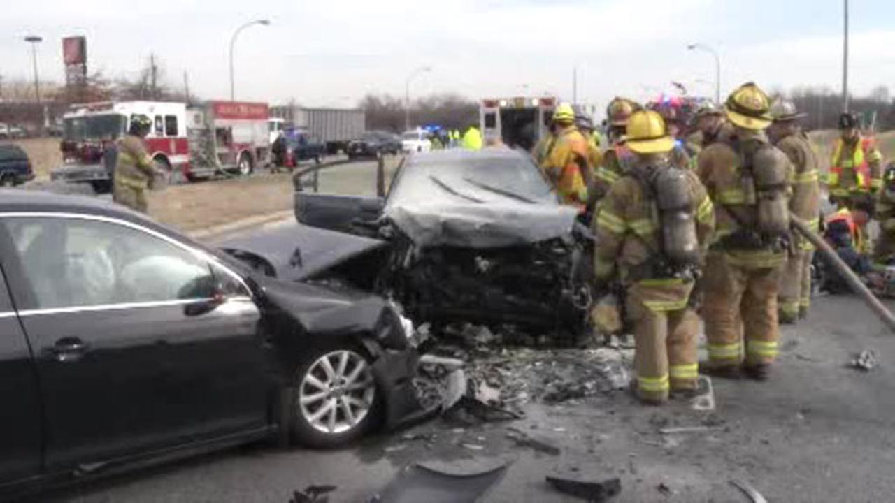 Numerous injuries in Claymont crash