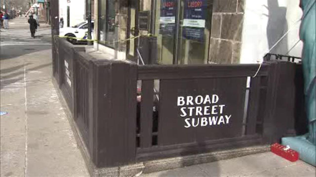 Man struck, killed on SEPTA's Broad Street Line