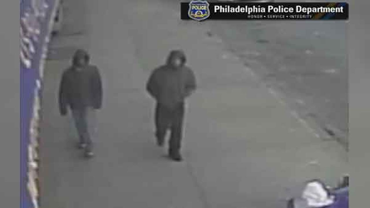 Police have released surveillance video from an armed robbery inside a West Philadelphia diner in last month.