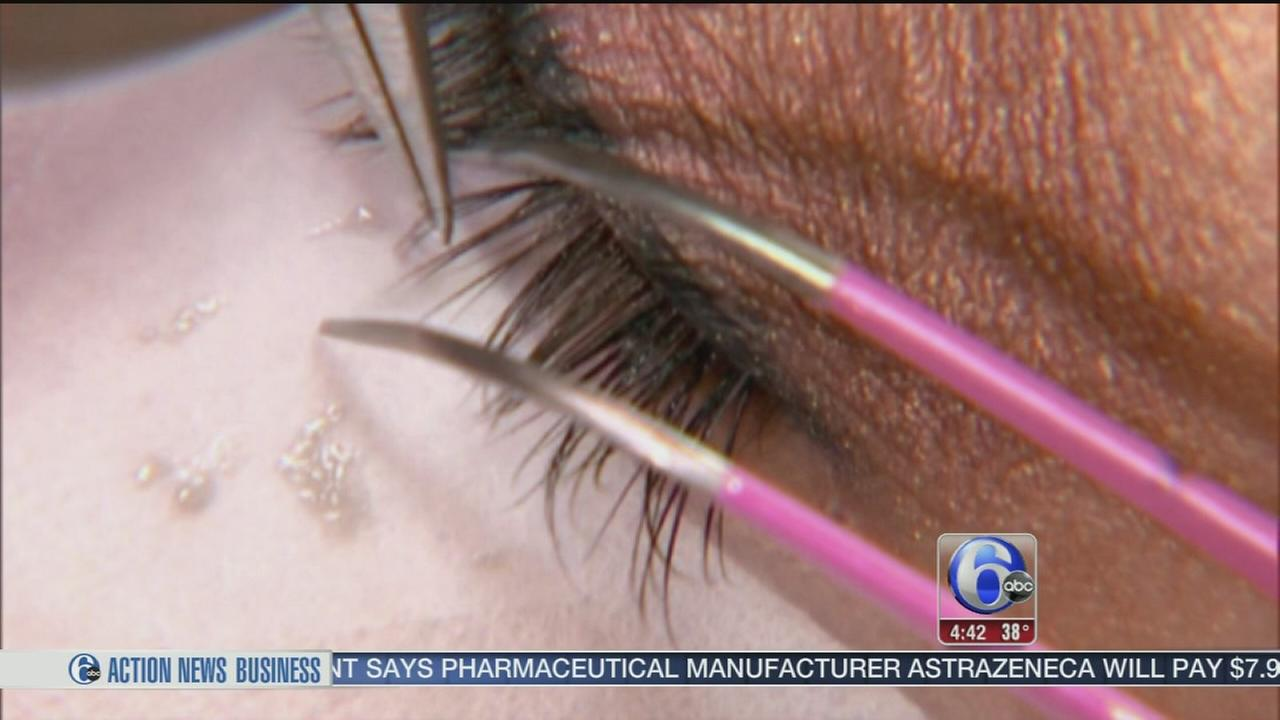 New Warning About Eyelash Extensions 6abc