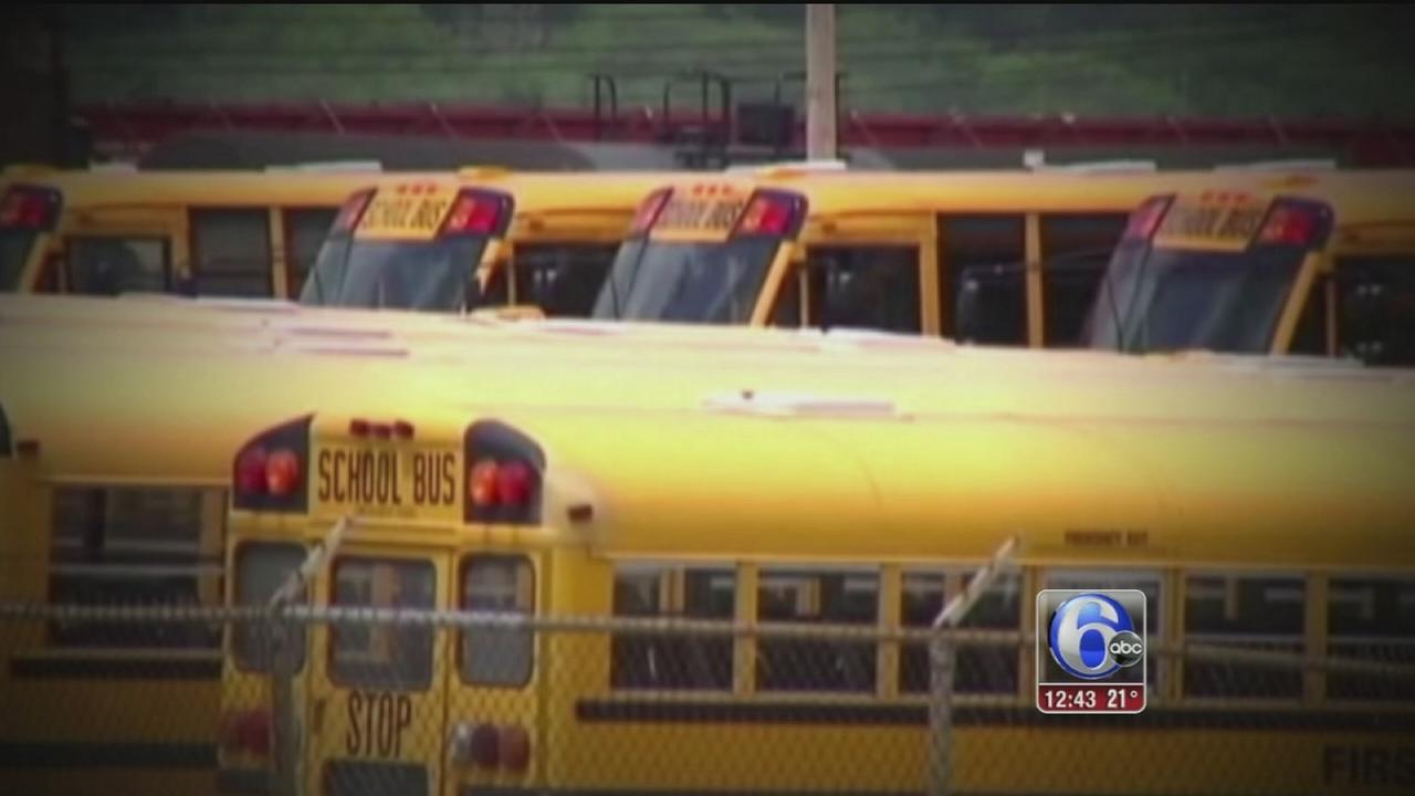 VIDEO: Bus driver ingestigations