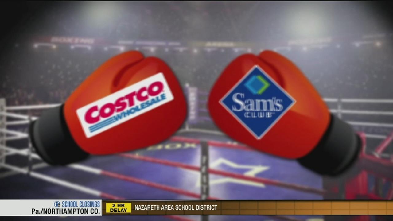VIDEO: Saving: Costco verses Sams Club