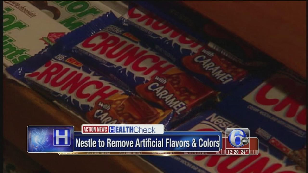 VIDEO: Nestle to remove artificial ingredients