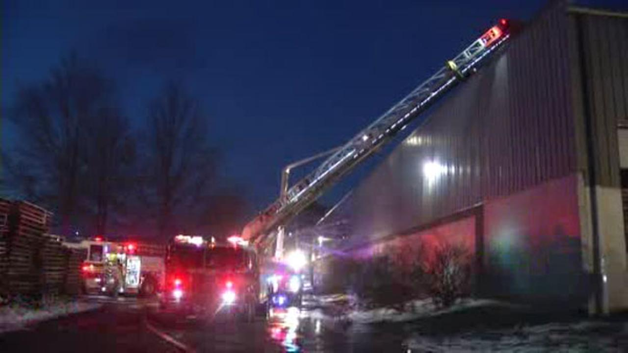 Glasgow cocoa processing plant fire rules accidental