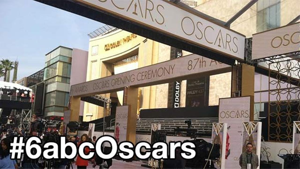 Your #6abcOscars experience!