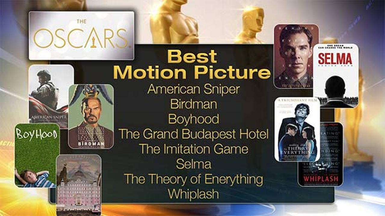 The Action News Oscar Picks