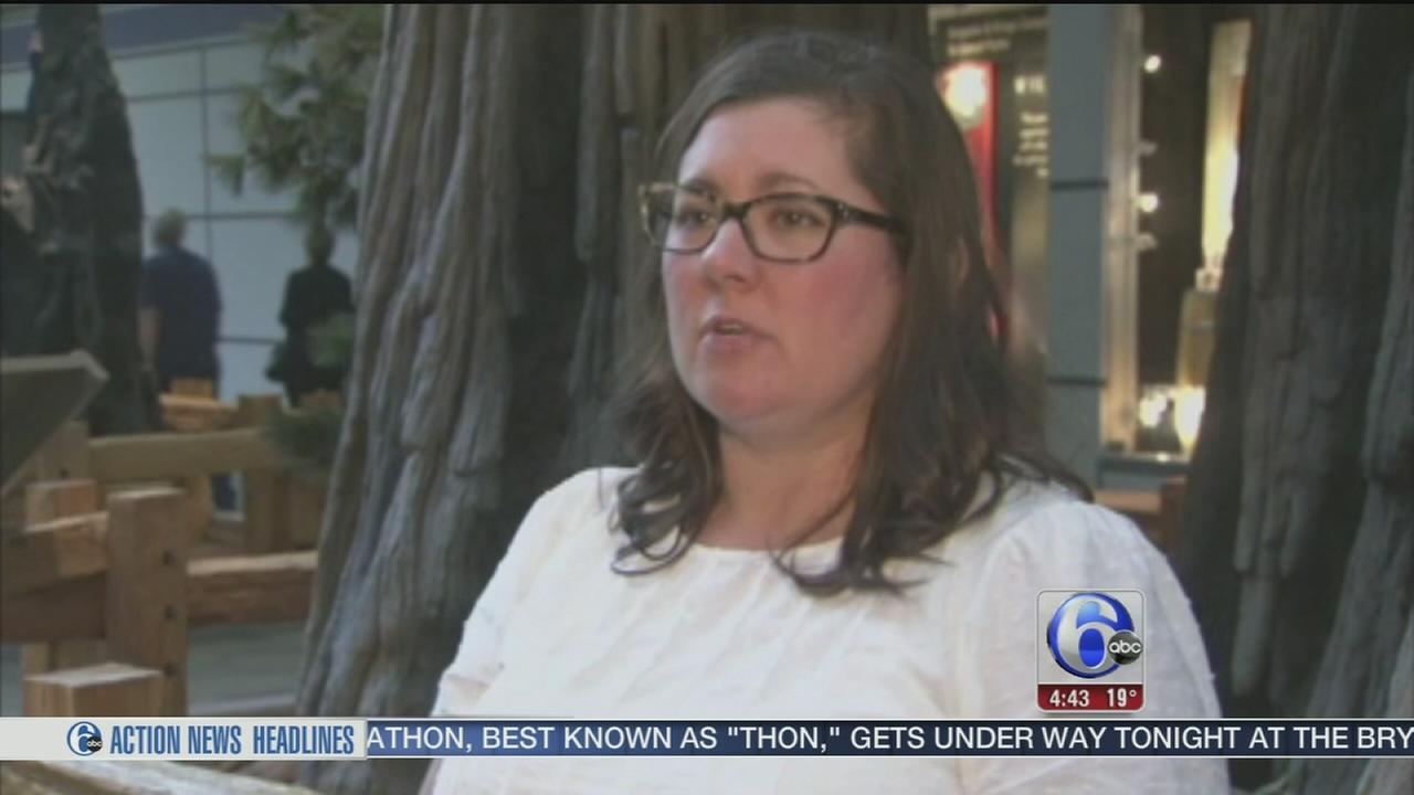 VIDEO: Calif. mom says she feels better being overweight than thin