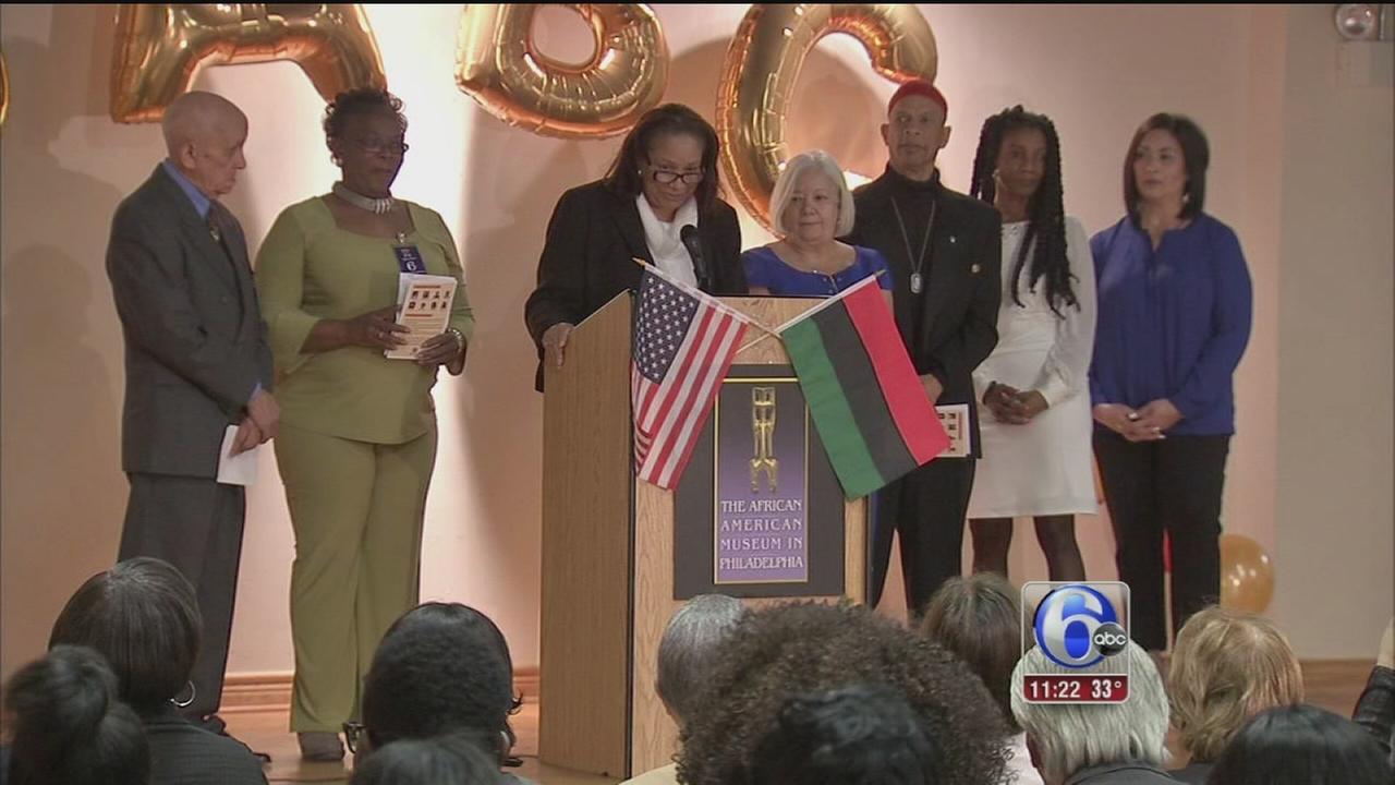 VIDEO: 6abc Community Advisory Board?s Black History Month celebration