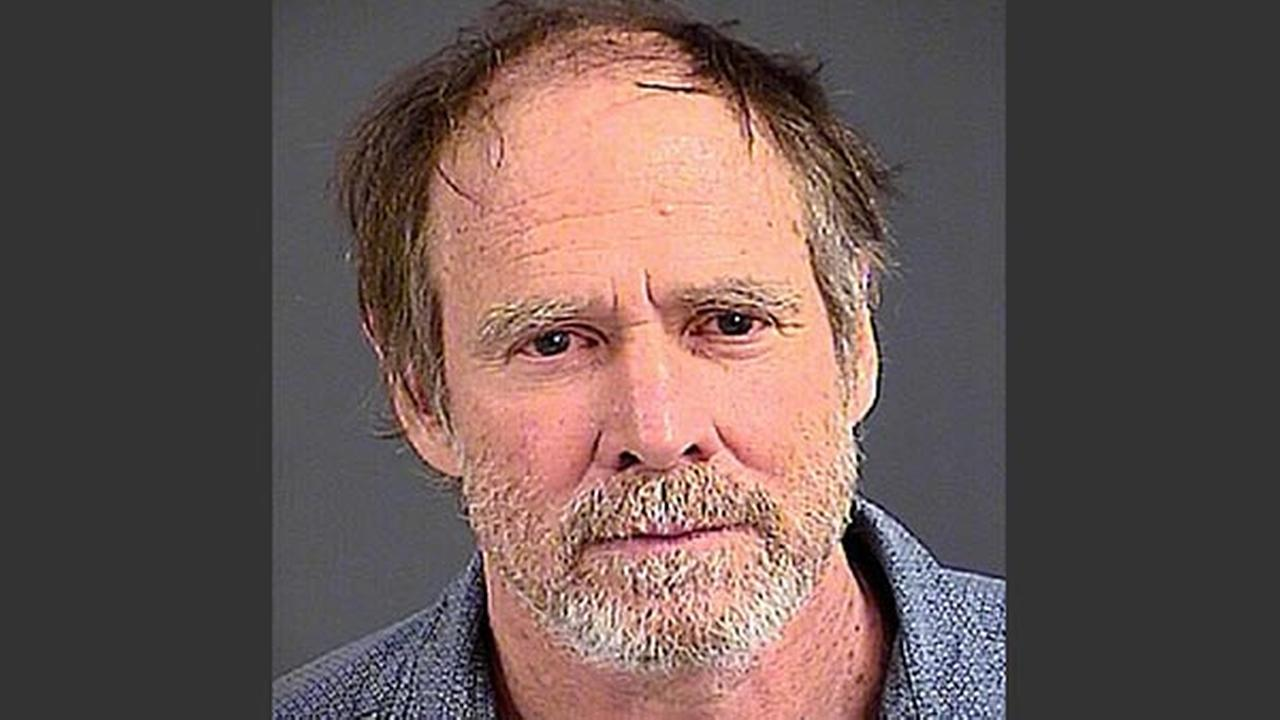 This photo from the Charleston County, S.C. detention center shows actor Will Patton after his Tuesday, Feb. 24, 2015 arrest on a charge of driving under the influence.