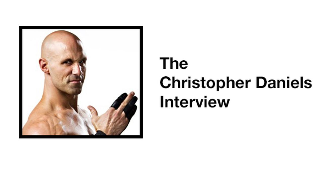 Christopher Daniels talks state of pro wrestling, his legacy