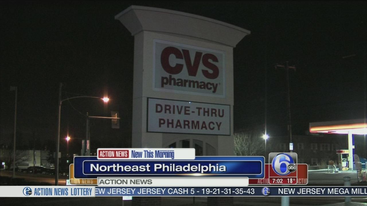VIDEO: Police nab burglar hiding in CVS