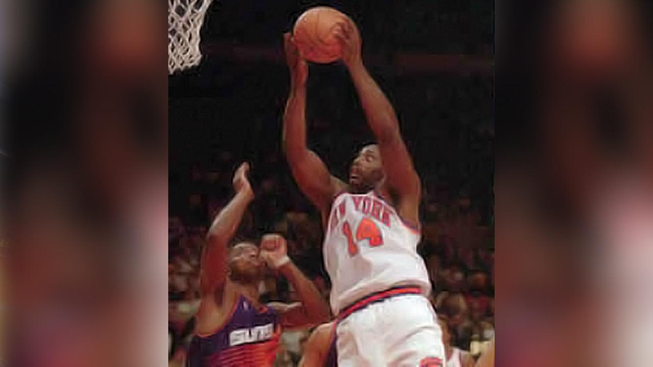 Former New York Knicks star Anthony Mason has died