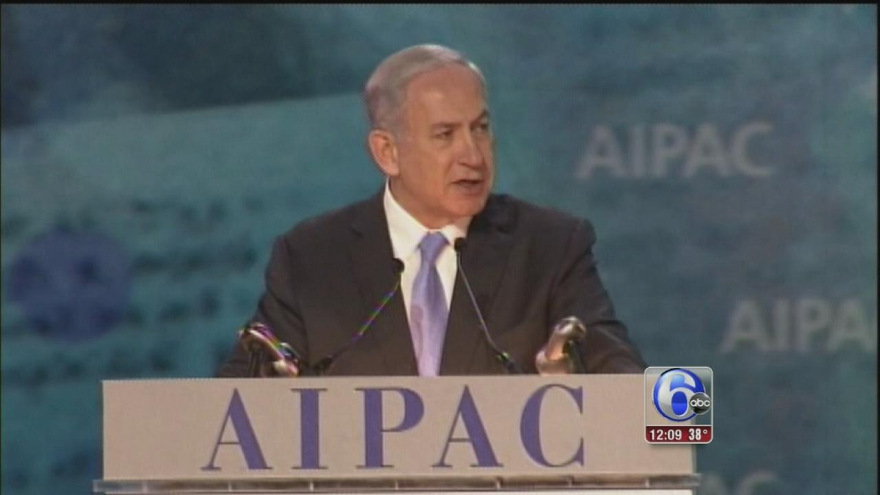 VIDEO: Netanyahu to address Congress