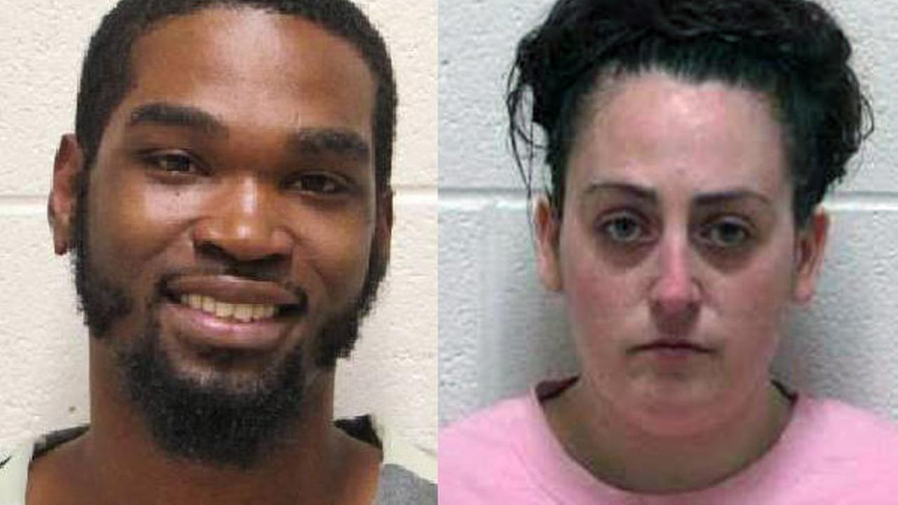 Suspects in Maryland double murder arrested in Trenton