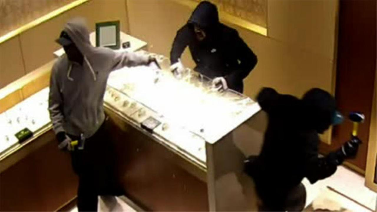 3 charged in Pa. mall robbery linked to multi-state spree