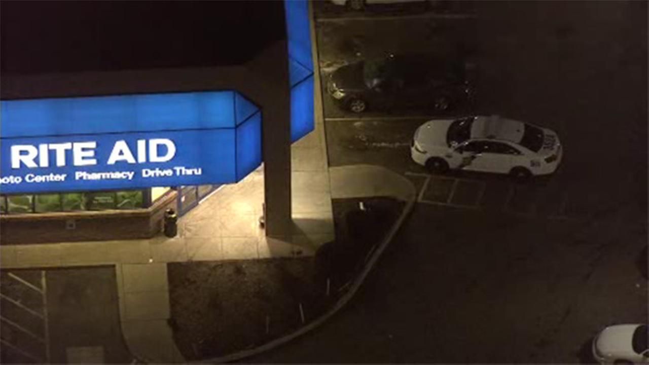 Armed robbery at Rite Aid in Olney