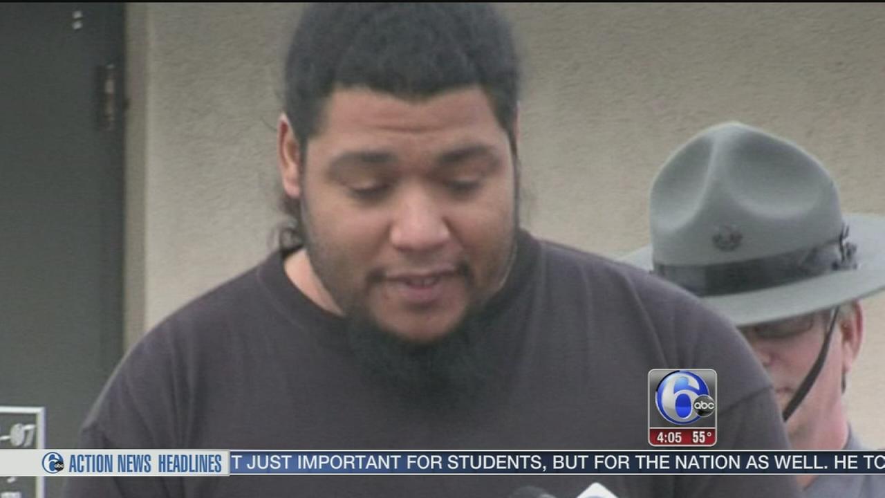 VIDEO: Man arraigned in death of PennDOT worker