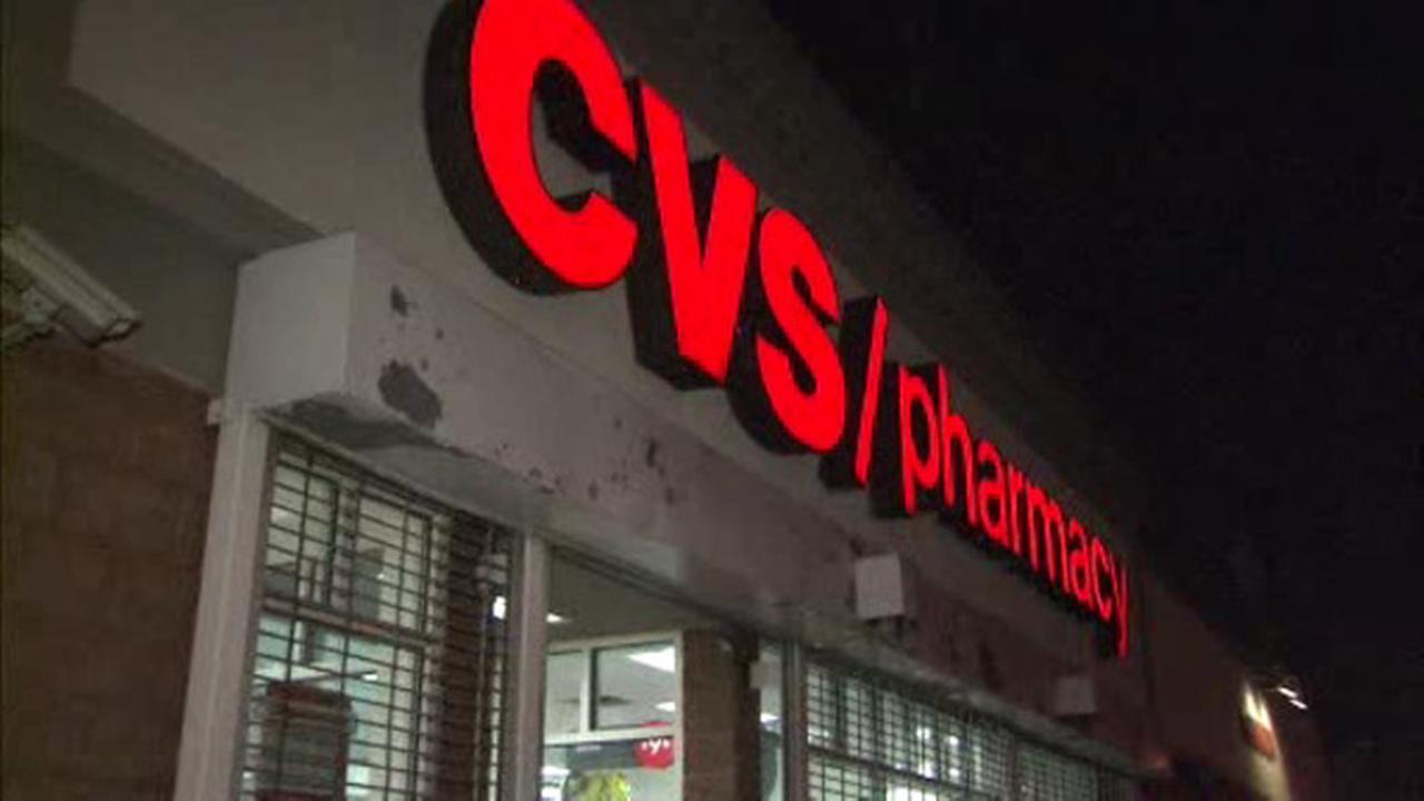 Police investigate CVS robbery in Lawncrest