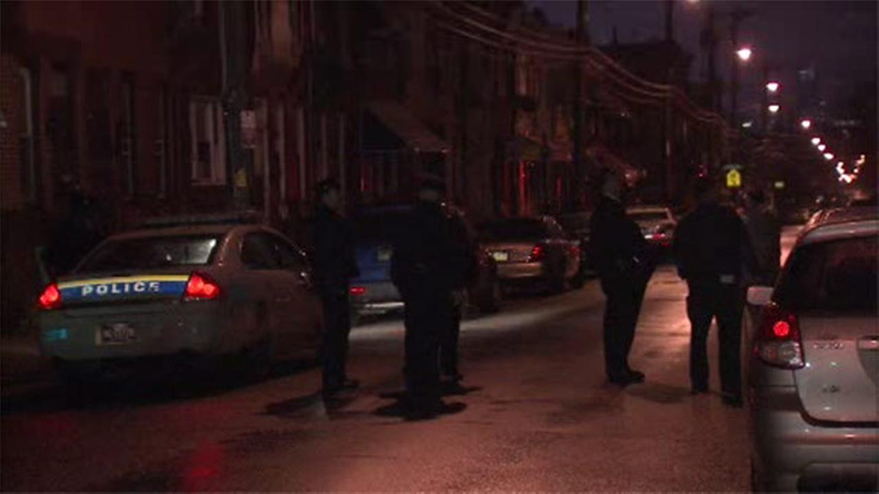 Attempted firebombing of North Philadelphia house