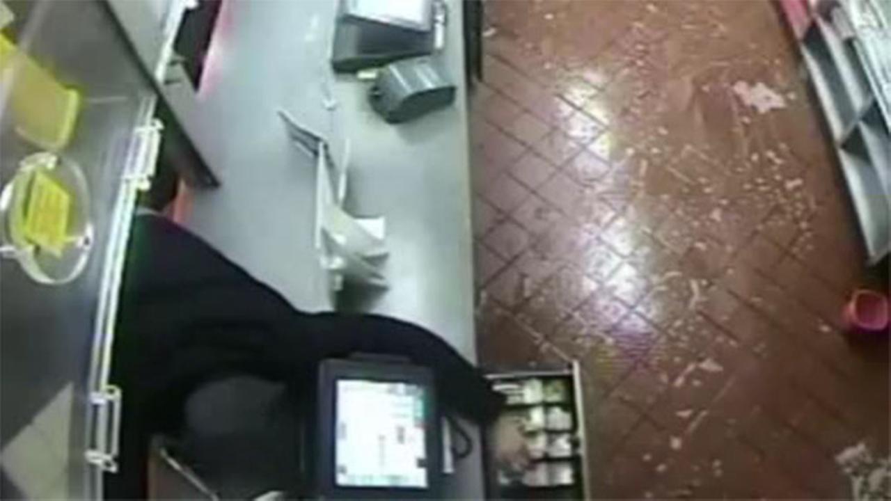 Armed robbery at Popeye's in Southwest Philadelphia