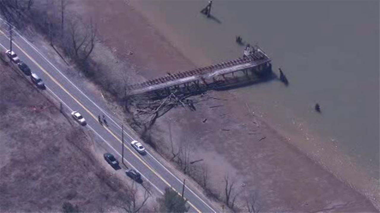 Body found in Delaware River in Burlington Twp., N.J.