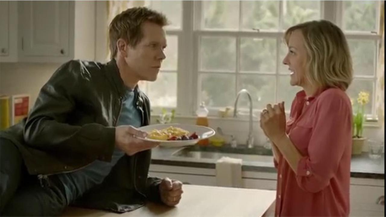 VIDEO: Kevin Bacon capitalizes on name in hilarious new ad campaign