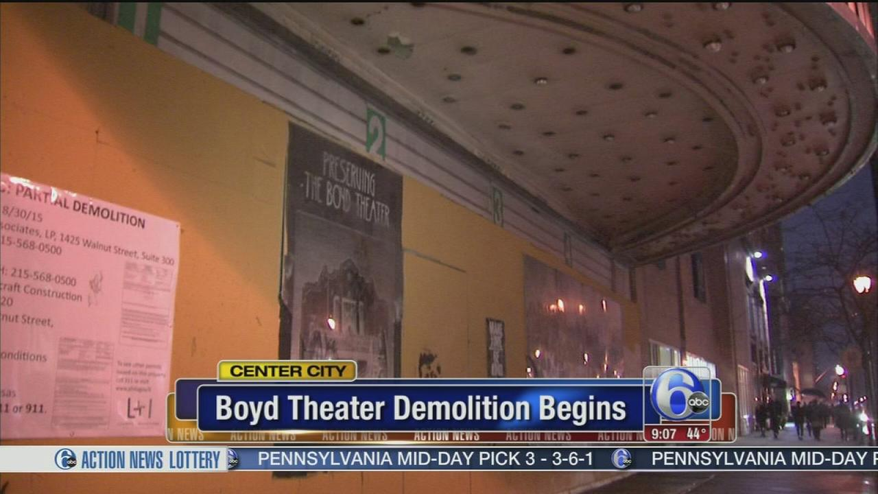 VIDEO: Boyd Theater