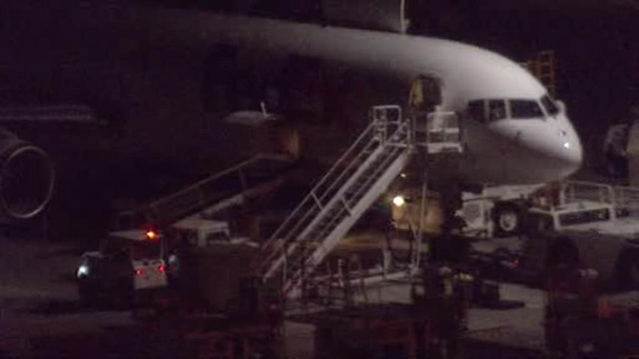 FedEx plane lands safely at Philadelphia International Airport after reports of smoke